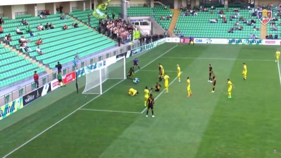 (grafice, video) Divizia Națională 2018: Zimbru din nou învinsă de Sheriff, Rogac salvează Petrocubul de la înfrângere
