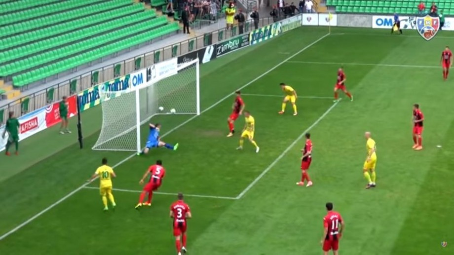 (grafice, video) Divizia Națională 2018: Zimbru a învins-o pe Zaria într-un meci în care s-au marcat 7 goluri