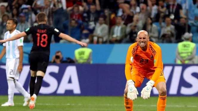 (video) Croația a umilit-o pe Argentina și se califică în optimi de pe locul I