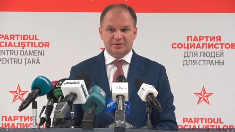 """(video) """"Nu sunt Nostradamus ca să știu ce au făcut alegătorii în cabinele de vot"""". Primele declarații ale lui Ion Ceban"""