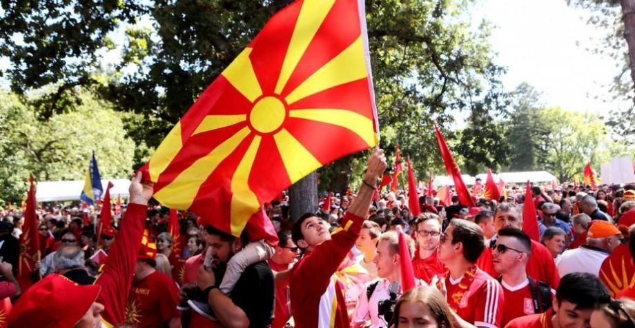 """Un nume nou pe harta Europei: După 27 de ani, Macedonia va avea numele oficial de """"Macedonia de Nord"""""""