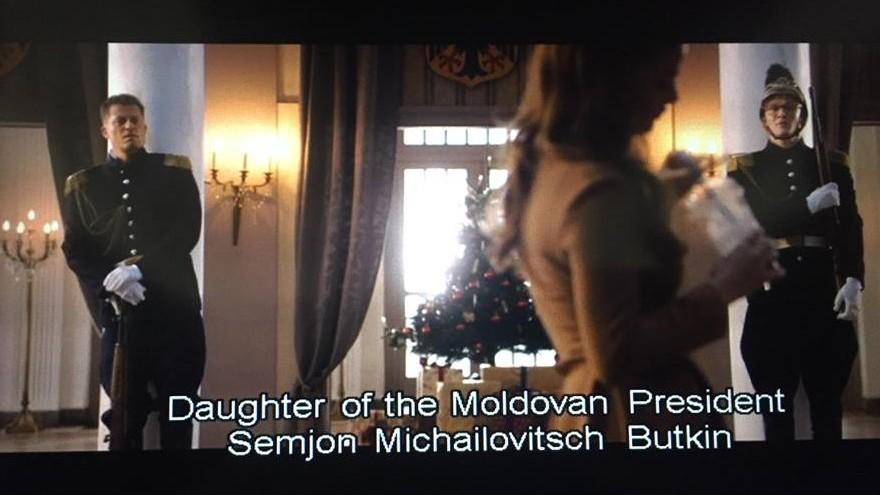 """(foto, video) """"Fiica președintelui Moldovei a fost răpită"""" – subiectul unui film german din 2018"""