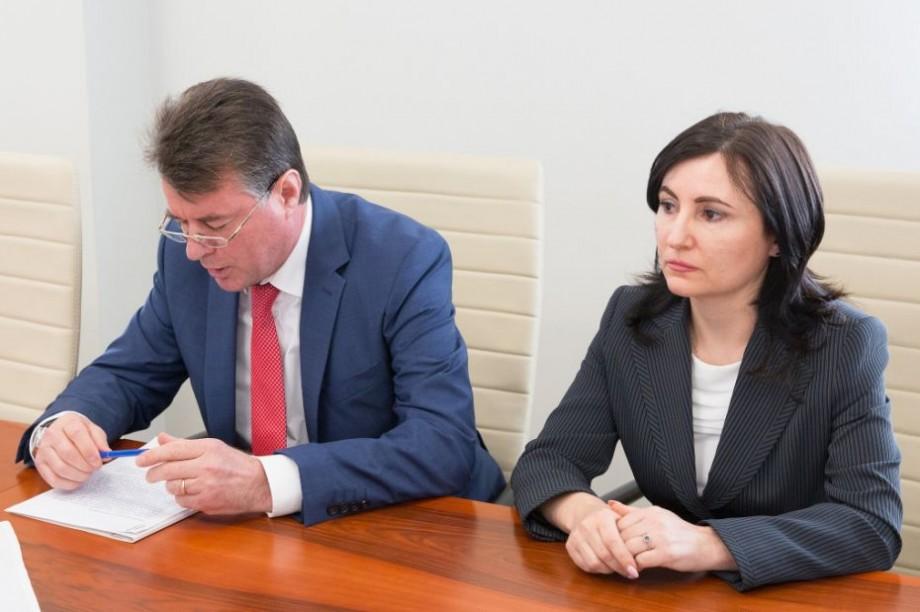 Guvernul a acceptat candidatura Angelei Ponomariov pentru funcția de ambasador în Marea Britanie