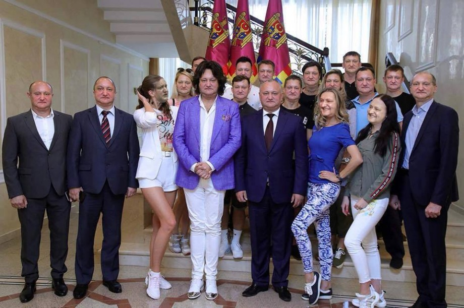 """(foto) Cele mai """"decorate"""" meme-uri de la ceremonia de oferire a titlului de Artist al Poporului lui Filip Kirkorov"""