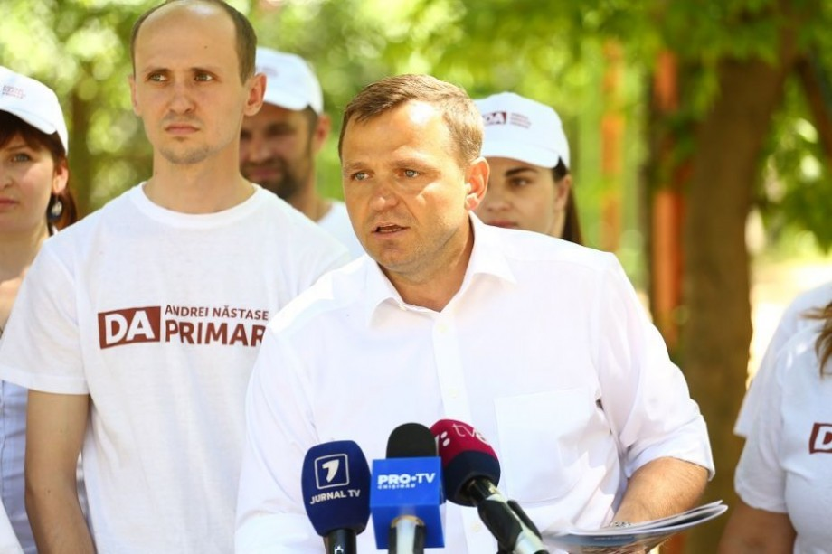 (doc) Care sunt promisiunile lui Andrei Năstase pentru Chișinău din timpul campaniei electorale