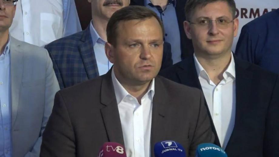 """(video) Andrei Năstase și-a exprimat dreptul la vot. """"Am votat pentru adevăr, demnitate, responsabilitate, doar așa putem făuri democrația"""""""