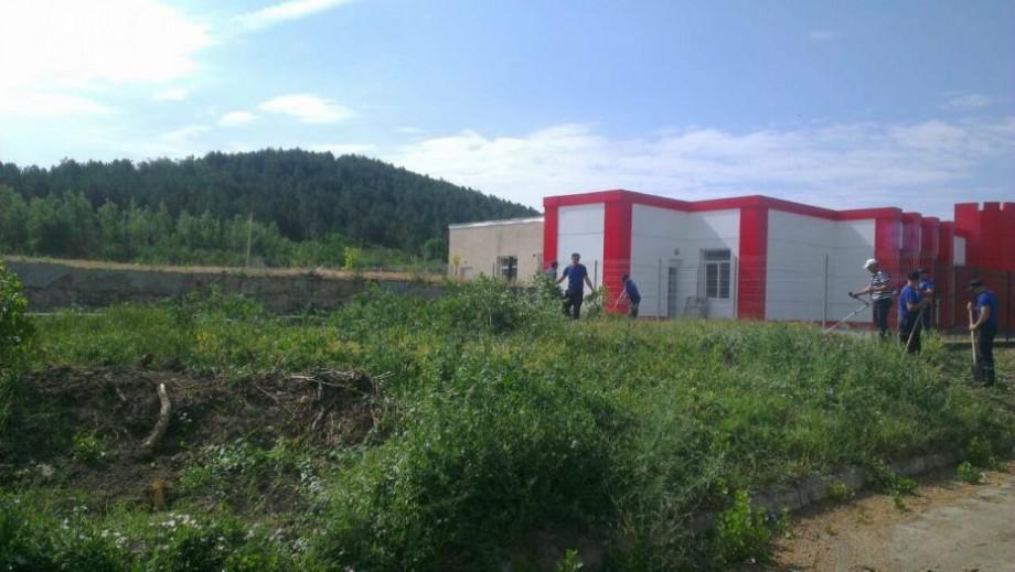O nouă unitate de salvatori și pompieri va fi deschisă în apropierea frontierei de la Leușeni