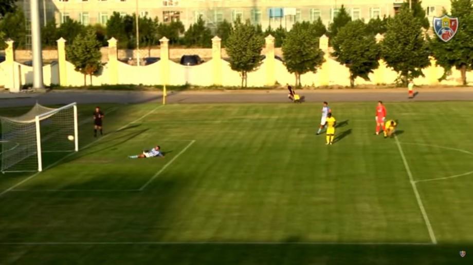 (grafice, video) Divizia Națională 2018: Sheriff Tiraspol a obținut cea mai categorică victorie din campionat