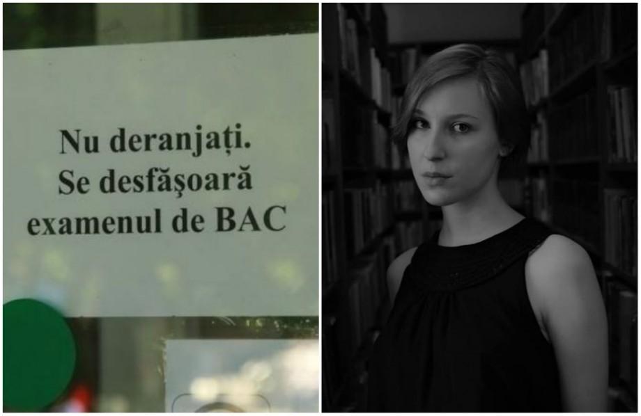"""""""Puțini profesori îi învață pe elevi cum să lucreze cu un text."""" Opinia unei absolvente despre bacalaureatul la română"""
