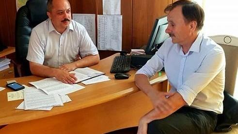 Consilierul pe educație a lui Igor Dodon s-a întâlnit cu Constantin Șchiopu pentru a discuta despre examenul de bacalaureat la limba și literatura română