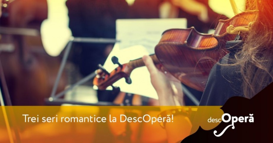 Muzică clasică, bilete accesibile și oaspeți de vază. Zece motive să vii la DescOPERĂ
