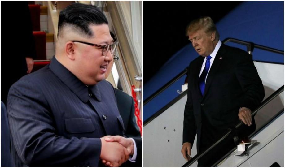 Președintele american Donald Trump și liderul nord-coreean Kim Jong-un au ajuns la Singapore pentru summitul istoric