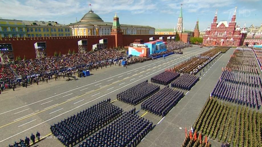 Un post de televiziune din Moldova a fost amendat cu 85 mii de lei, pentru că a transmis Parada Victoriei din 9 mai