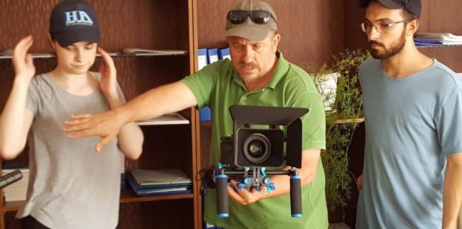 Peliculele regizorului moldovean, Dumitru Grosei, au devenit cele mai selectate la festivalurile internaționale de film în prima jumătate a anului 2018