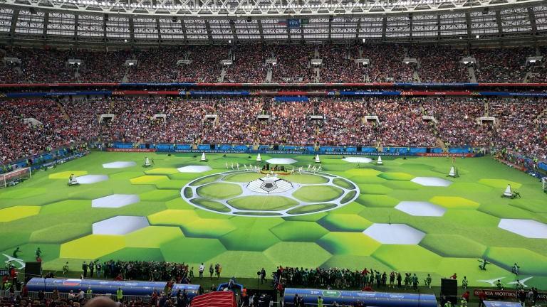 (live) Ceremonia de deschidere a Campionatului Mondial de Fotbal 2018