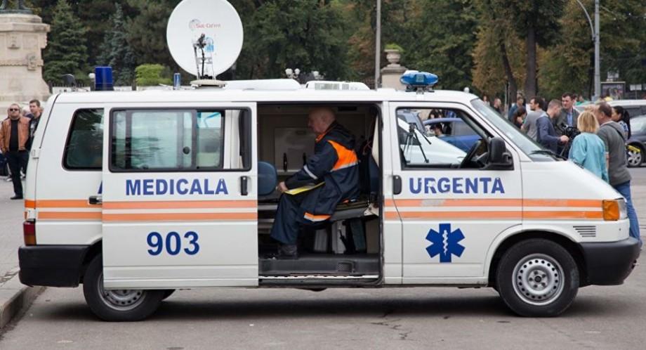 Moldova va cumpăra 180 de ambulanțe, în urma unui împrumut obținut de la Banca de Dezvoltare a Consiliului Europei