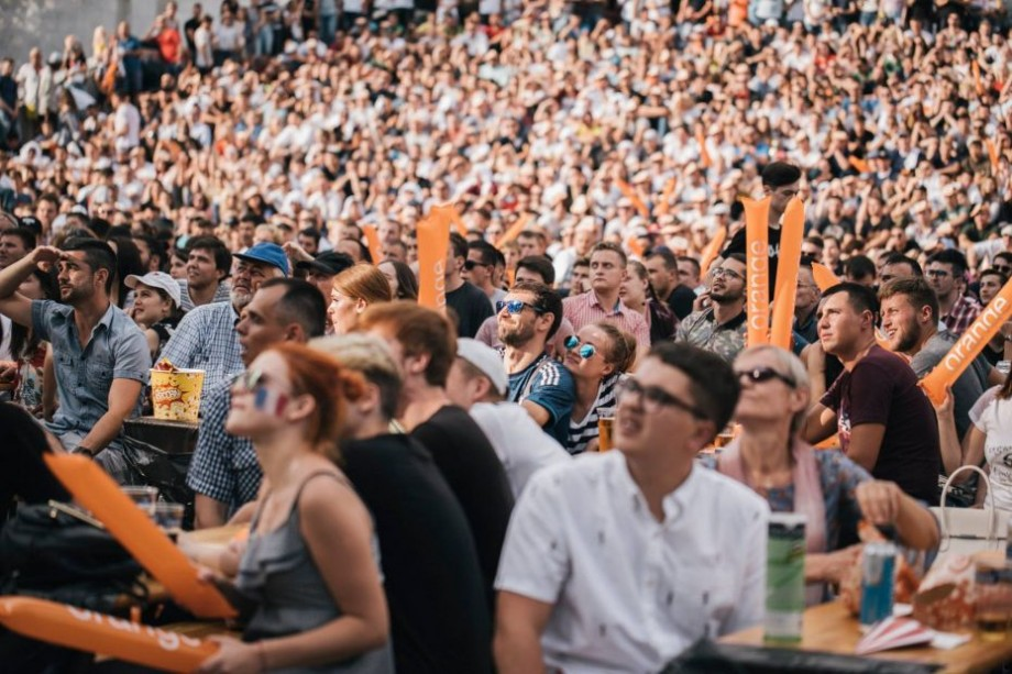 Atmosferă incendiară în Orășelul sportiv Orange. Ghicește scorul și câștigă și-a desemnat câştigătorul automobilului Hyundai Accent