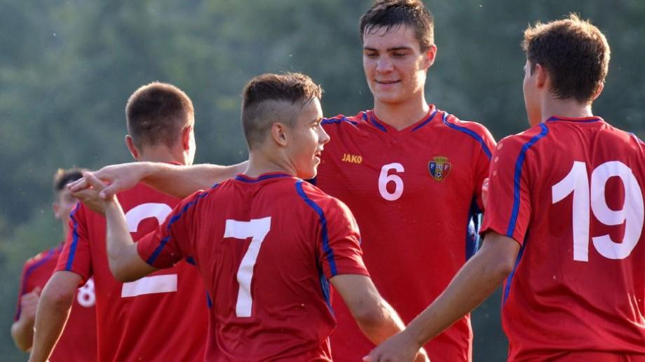 (video) Naționala Moldovei de fotbal U19 a marcat 7 goluri în meciul amical împotriva echipei FC Victoria Bardar