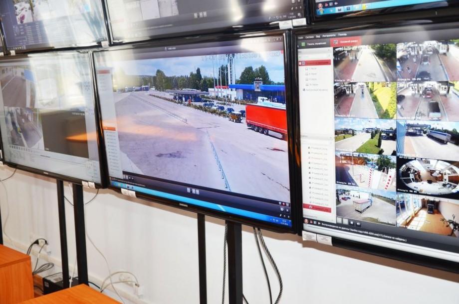(foto) 360 de camere de supraveghere video vor fi instalate în zonele de control vamal