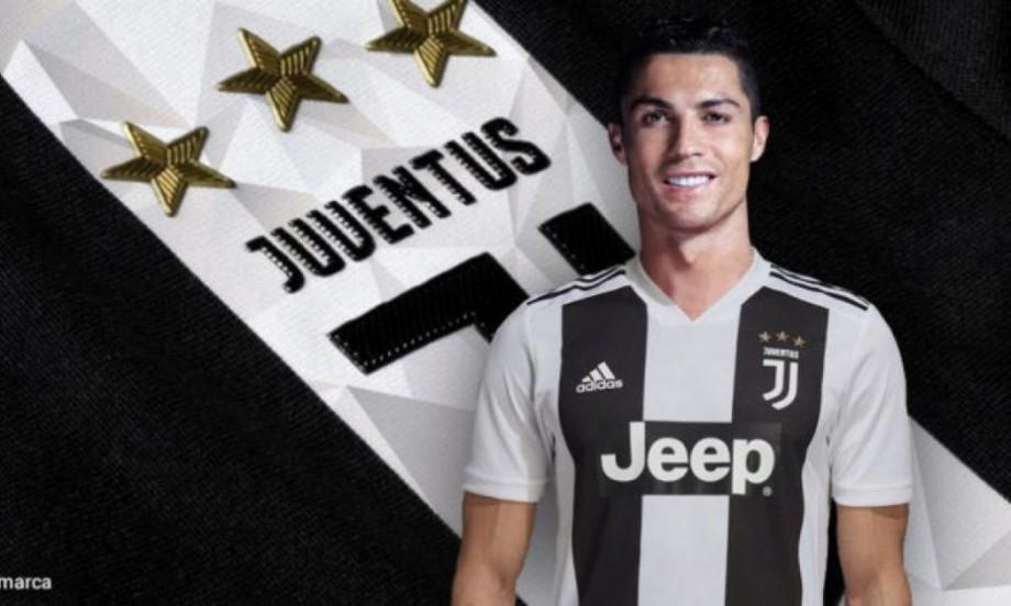 """(foto) Cele mai de """"hala Juve"""" meme-uri după transferul lui Ronaldo la Juventus"""