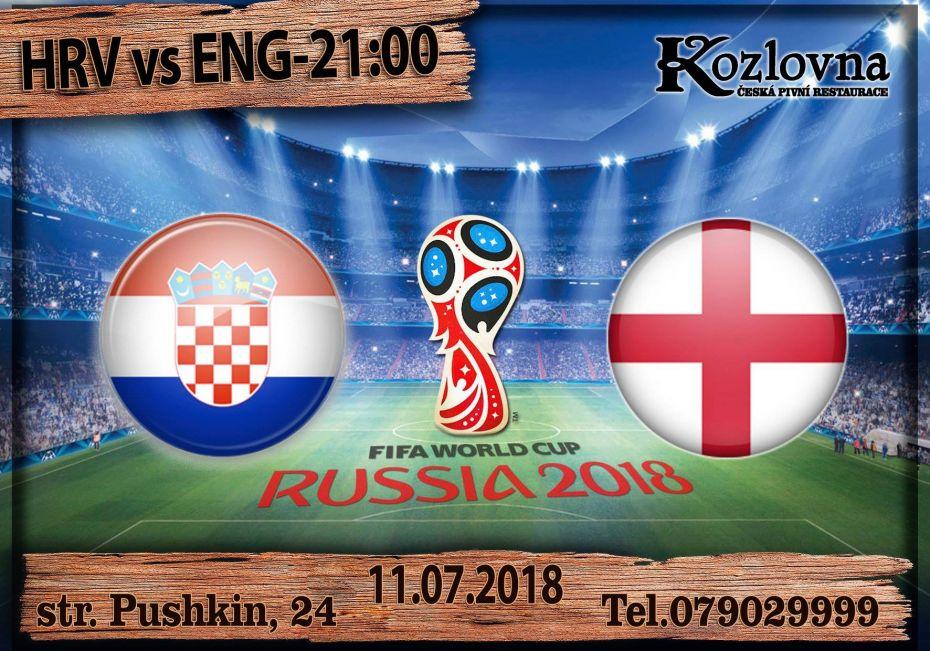 Croația Anglia