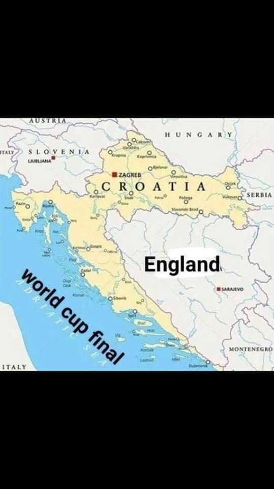 Croația vs Anglia1