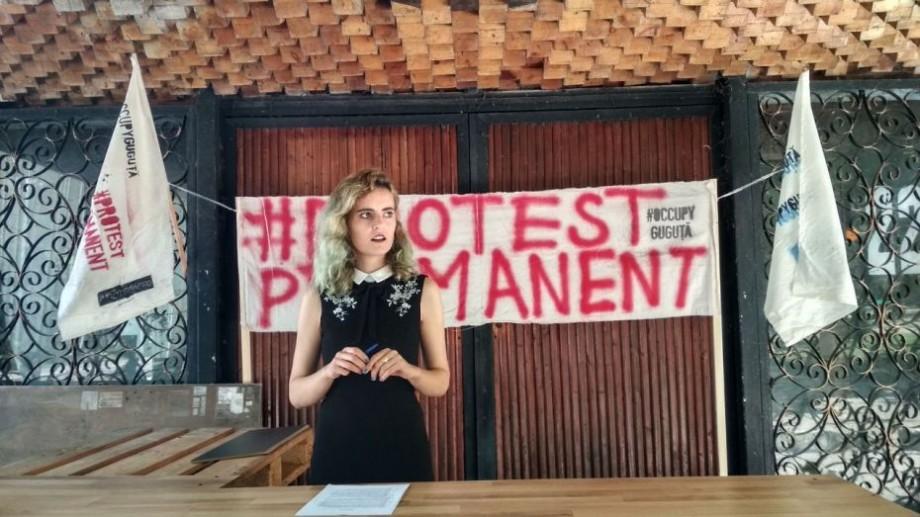 (video) Nebriefing săptămânal. Comunitatea #OccupyGuguță a înaintat o serie de propuneri și solicitări