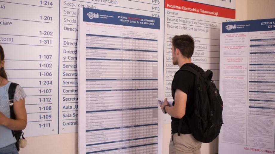 Universitățile din Moldova anunță turul II al admiterii. Câte locuri la buget au rămas disponibile