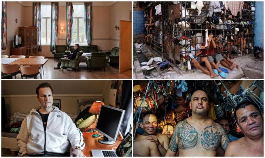(foto) De la camere de lux și până la lupte pentru hârtie igienică. Cum sunt tratați criminalii în diferite țări ale lumii
