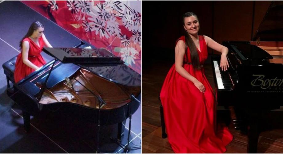 (video) Unde-s tinerii. Cunoaște-o pe Nicoleta Sârbu, pianista care duce faima Moldovei peste hotarele țării