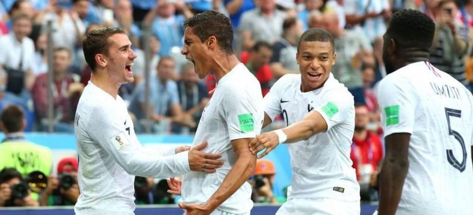 (video) Franța a trecut ușor de Uruguay cu scorul de 2-0. Greșeala lui Muslera a fost fatală