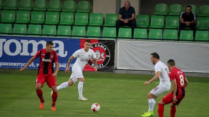 Zaria Bălți se va duela cu echipa poloneză, Gornik Zabrze, în primul tur al preliminarilor din Europa League