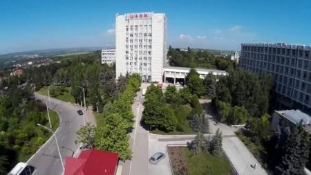 """(foto) """"1 Ban pentru Chișinău"""": În Capitală a apărut primul monument al monedei naționale moldovenești"""