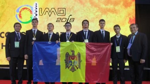 Elevii moldoveni au obținut medalii de bronz la Olimpiada Internațională de Matematică din Cluj-Napoca