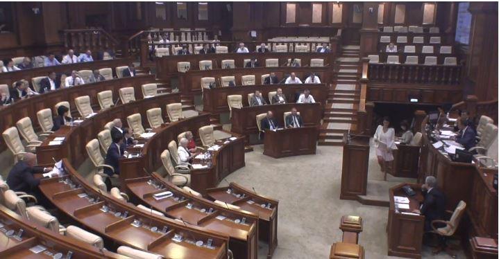 Parlamentul a decis. Alegerile parlamentare vor avea loc în 2019