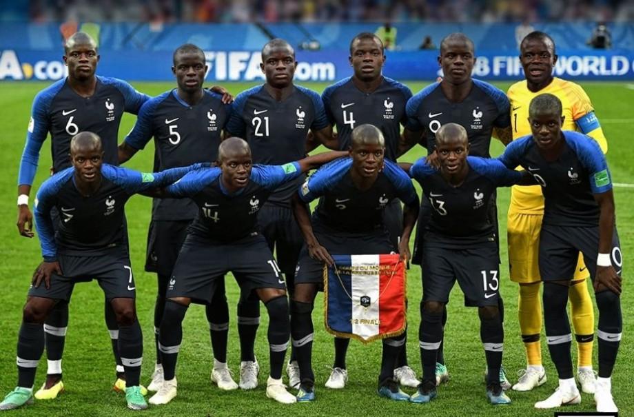 (foto) Cele mai amuzante meme-uri după calificarea Franței în finala Cupei Mondiale 2018