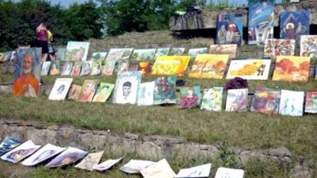 Artiști plastici din Republica Moldova și România vor participa la cea de-a XVI-a ediție a Taberei de pictură