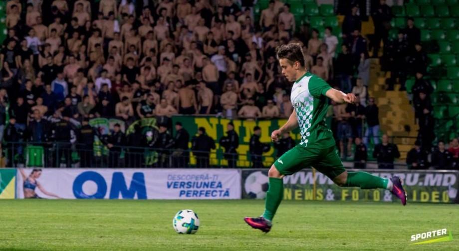 """Victor Stînă: """"Zimbru rămâne echipa mea de suflet și n-o să uit niciodată de unde am pornit"""""""