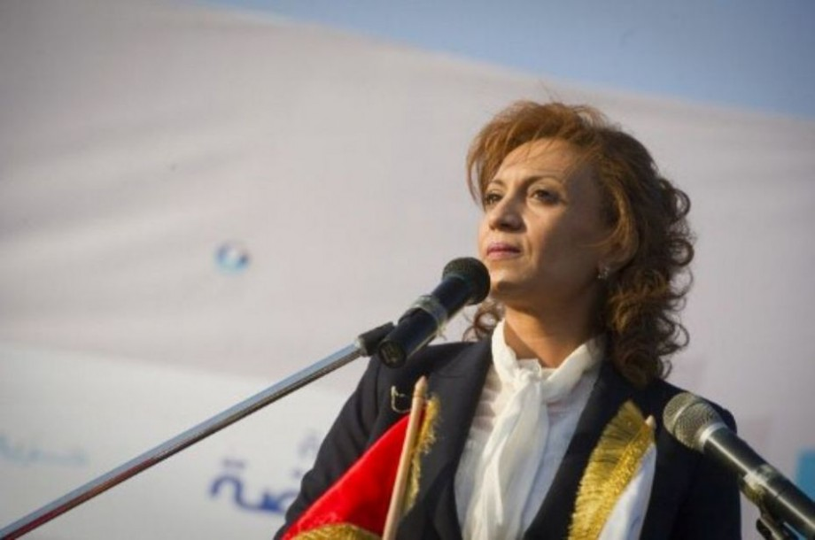 """(video) Pentru prima dată în istorie Tunisiei o femeie a fost aleasă pentru postul de primară. """"Dedic această victorie tuturor tunisienilor"""""""