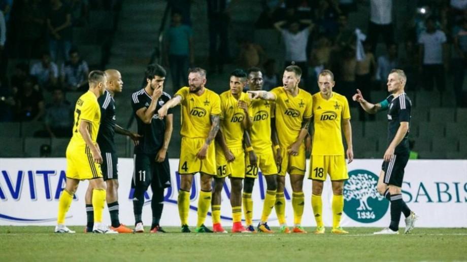 Sheriff Tiraspol a învins în primul meci echipa Valur în cadrul turului III preliminar al Ligii Europei