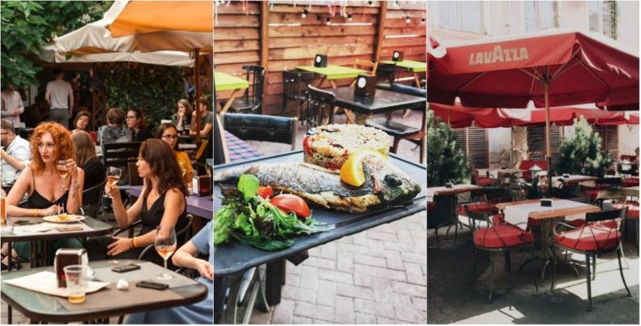 (foto) Best of: Lista localurilor din Chișinău unde te poți relaxa într-o curte interioară