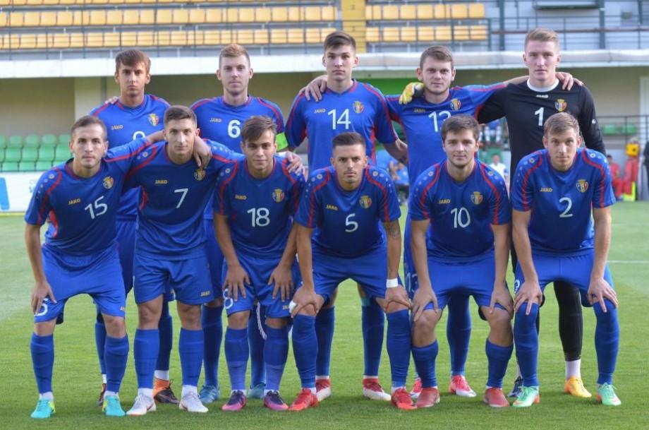 (video) Naționala Moldovei de Fotbal U21 a învins echipa similară a Armeniei
