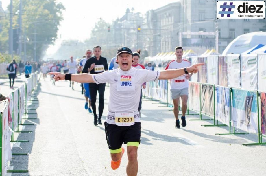 (foto) Participi la cel de-al IV-lea Maraton Internațional Chișinău? Iată care este harta traseelor