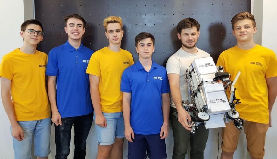 (foto, video) Echipa Națională de robotică a Moldovei a câștigat medalia de bronz la Olimpiada mondială de robotică