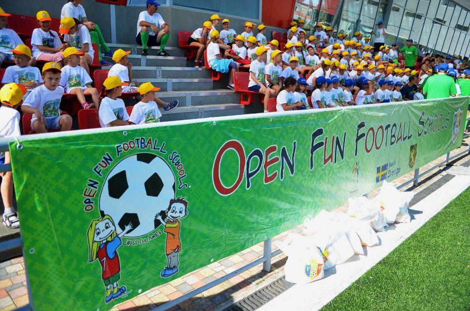 Fotbal copii 1