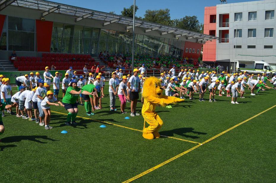 Fotbal copii 4