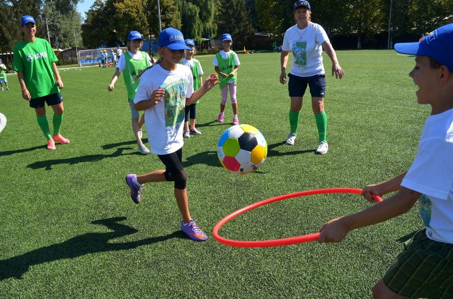 Fotbal copii 7