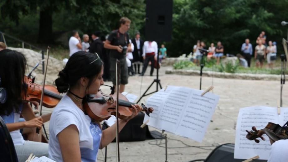 (galerie foto) Muzica clasică a răsunat în cel mai nordic raion din țară. Expediția La La Play a ajuns la Ocnița