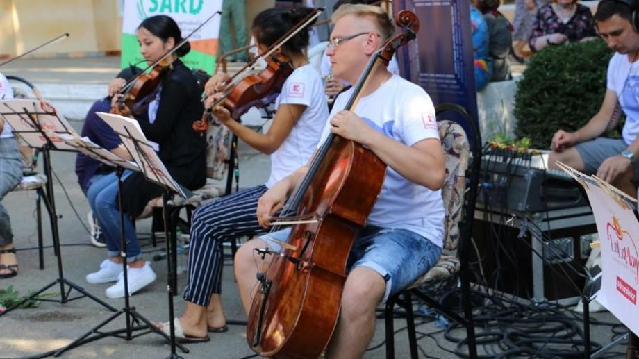 (galerie foto) Muzica clasică a răsunat în Capitala de Nord a Moldovei. La La Play a ajuns la Bălți