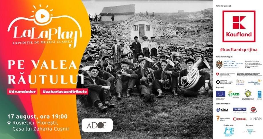 Fenomenul migrației, reflectat prin muzică și fotografie. Expediția La La Play vine la Roșietici